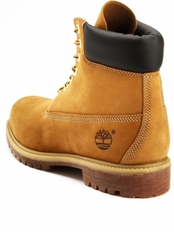 Timberland  Premium Leather Boots
