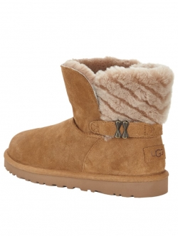 Ugg Adria shearling ankle boot