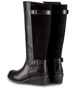 Ultimate Leather Boots