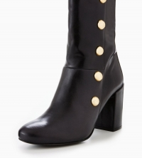 Soldier Np Button Ankle Boot