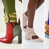 spring summer 2017 shoe trends futuristic shoes